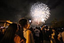 TP Hồ Chí Minh không bắn pháo hoa đêm Giao thừa Tết Tân Sửu 2021