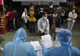 TP Hồ Chí Minhđề nghị6 tỉnh có biên giới trao đổi thông tin các trường hợp nhập cảnh trái phép