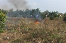 TP Hồ Chí Minh cảnh giác cháy, nổ từ đốt cỏ, rác trong khu dân cư