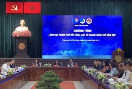Lãnh đạo TP Hồ Chí Minh đối thoại, gặp gỡ doanh nhân trẻ
