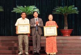 TP Hồ Chí Minh khen thưởng 121 tập thể, cá nhân có thành tích xây dựng đời sống văn hóa