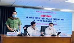 Công an TP Hồ Chí Minh thông tin về sàn đầu tư lừa đảo trên mạng