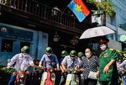 TP Hồ Chí Minh yêu cầu du khách tuân thủ quy tắc du lịch an toàn trong dịp lễ 30/4 và 1/5