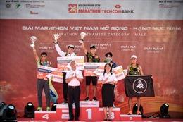 Trao giải Marathon quốc tế TP Hồ Chí Minh năm 2021