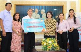 TP Hồ Chí Minh tiếp nhận hơn 305 tỷ đồng ủng hộ quỹ phòng, chống dịch COVID-19