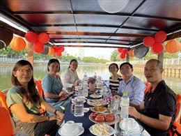TP Hồ Chí Minhtăng cường quản lý hoạt động vận tải khách du lịch đường thuỷ