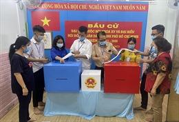 Tỷ lệ cử tri đi bầu tại TP Hồ Chí Minh đạt 99,38%