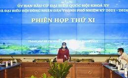 Công tác chuẩn bị chobầu cử ĐBQH đã hoàn tất tại TP Hồ Chí Minh