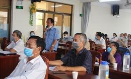 Người dân TP Hồ Chí Minhtin tưởng vào các ứng cử viên đại biểu Quốc hội