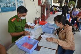 TP Hồ Chí Minh sử dụng quét mã QR code để kiểm tra thông tin