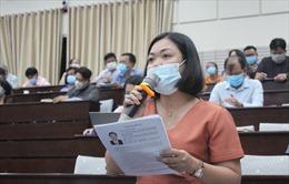 Cử tri TP Hồ Chí Minh mong các ứng cử viên ĐBQH 'nói được làm được'