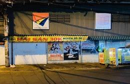 TP Hồ Chí Minh tìm người đến 2 quán ăn trên địa bàn quận Tân Phú
