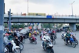 TP Hồ Chí Minh tạm dừng thi công mặt đường 2 ngày để phục vụ công tác bầu cử