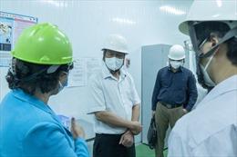 Khoảng 500 công nhân được tiêm vaccine COVID-19 trong chiến dịch tiêm chủng tại TP Hồ Chí Minh