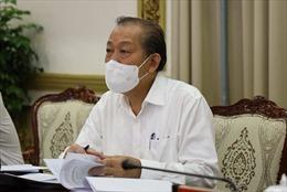 TP Hồ Chí Minh siết chặt các hoạt động điểm nhóm, mục tiêu dập dịch trong 15 ngày
