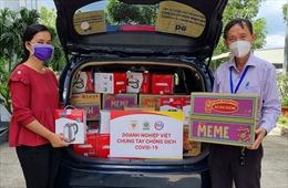 Nhiều hoạt động hỗ trợ người dân chống dịch tại TP Hồ Chí Minh