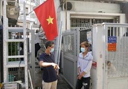 TP Hồ Chí Minh gỡ phong tỏa một con hẻm liên quan đến chuỗi siêu lây nhiễm Gò Vấp