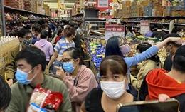 TP Hồ Chí Minh triển khai tốt chương trình bình ổn thị trường, phòng dịchCOVID-19