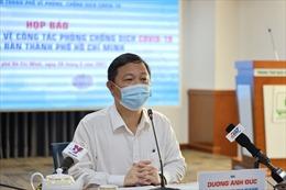 TP Hồ Chí Minh sẽ phân loại các địa phương theo mức độ nguy cơ để phòng, chống dịch phù hợp