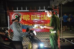 TP Hồ Chí Minh: Khai báo y tế điện tử khi ra, vào quận Gò Vấp đã phát huy hiệu quả