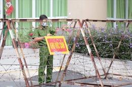 Từ 0 giờ ngày 25/6, TP Hồ Chí Minh thiết lập thêm một số vùng phong tỏa tại huyện Hóc Môn