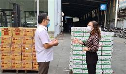 TP Hồ Chí Minh hỗ trợ lương thực, thực phẩm cho hơn 770 công nhân đang bị cách ly
