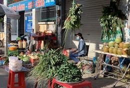 Ảm đạm thị trường Tết Đoan Ngọ tại TP Hồ Chí Minh