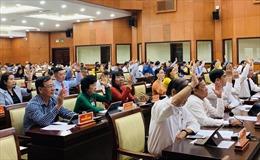 Ngày 24/6, TP Hồ Chí Minh bầu Chủ tịch HĐND và Chủ tịch UBND TP Hồ Chí Minh