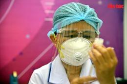 Hơn 270 phóng viên, nhà báotại TP Hồ Chí Minh được tiêm vaccine phòng dịch