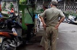 Quận Bình Thạnh phản hồi thông tin 'Bảo vệ dân phố đánh người ở chốt phong tỏa'