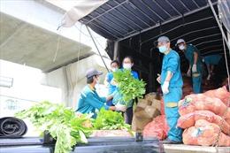 Những chuyến xe nghĩa tình của người dân các tỉnh hướng về TP Hồ Chí Minh