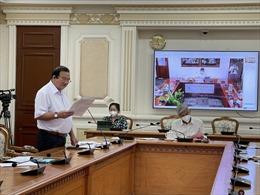 TP Hồ Chí Minh sẽ hoàn tất giải ngân gói hỗ trợ lần thứ 2 trong tháng 8