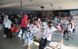 TP Hồ Chí Minh tăng cường phòng, chống lây nhiễm COVID-19 trên các phương tiện vận tải liên tỉnh