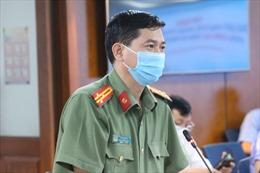 Sau 2 ngày thực hiện Chỉ thị 16, TP Hồ Chí Minh xử phạt 203 trường hợp vi phạm với 389 triệu đồng