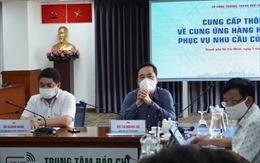 TP Hồ Chí Minh khuyến cáo người dân không cần tích trữ hàng hoá
