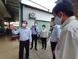 TP Hồ Chí Minh đảm bảo an toàn phòng dịch tại các chợ truyền thống