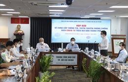 TP Hồ Chí Minh chuẩn bị 3 kịch bản sau 15 ngày thực hiện Chỉ thị 16