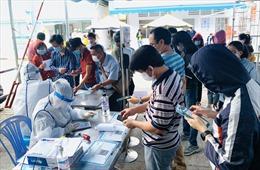 Cần tuân thủ 5K khi đến cơ sở y tế xét nghiệm SARS-CoV-2