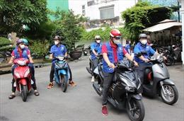 TP Hồ Chí Minh: Từ ngày 30/8, shipper được hoạt động trở lại trong nội quận