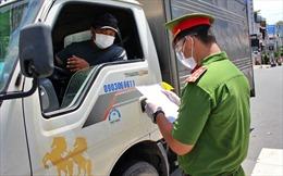 TP Hồ Chí Minh: Nhân viên giao gas được lưu thông khi có giấy giao hàng, có nơi nhận