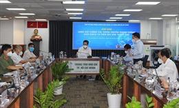 TP Hồ Chí Minh: Phấn đấu chi hỗ trợ cho người dân có hoàn cảnh khó khăn trước ngày 30/8