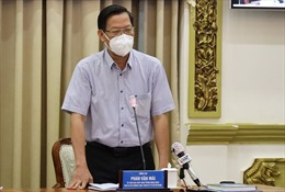 Ông Phan Văn Mãi được bầu làm tân Chủ tịch UBND TP Hồ Chí Minh
