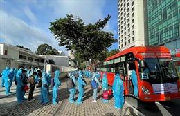 500 sinh viên Khánh Hòa được hỗ trợ về quê miễn phí