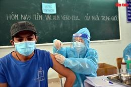 TP Hồ Chí Minh: Các điểm tiêm vaccine Vero Cell đều đông đúc, người dân tự nguyện chọn tiêm