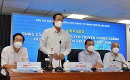 TP Hồ Chí Minh tiếp tục giãn cách xã hội theo Chỉ thị 16 đến cuối tháng 9