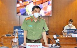 TP Hồ Chí Minh: Xây dựng phần mềm 'thẻ xanh' khi ra đường