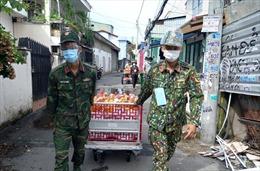 TP Hồ Chí Minh: 1,72 triệu túi an sinh được chuyển tới các quận, huyện và thành phố Thủ Đức
