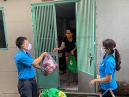 Công đoàn TP Hồ Chí Minh tiếp tục chăm lo cho người lao động khó khăn vì dịch bệnh