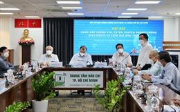 TP Hồ Chí Minh: Xử phạt hơn17,7 tỷ đồng trong 2 tuần thực hiện 'ai ở đâu ở yên đó'