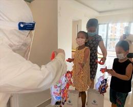 TP Hồ Chí Minh chung tay chăm lo Tết trung thu cho các em thiếu nhi